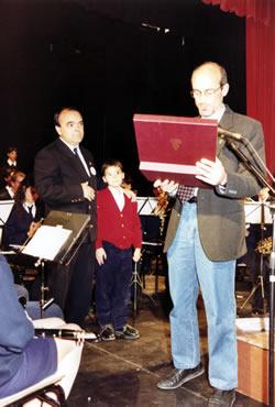 Imagen de D. Francisco García Alcázar.